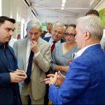 NexTouch представила новые решения для образования губернатору Белгородской области Евгению Савченко